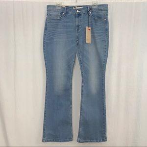 Levi's 524 Women's Bootcut Blue Jeans Size 13M/31
